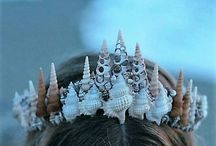 Coroana din scoici