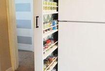 Kitchen / Modelos de cozinha, armários, decoração...