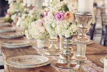 Table Settings/Linen Decor