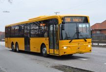 X European City Buses (1) / European City Duty Buses.
