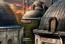 Fantastic Buildings
