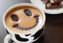 Coffee Art / When art & coffee combine.