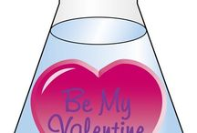 Valentine's Day Science Activities / Science activities for your classroom and lab.