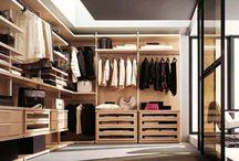 Home: Walk-in Closet