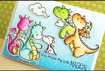 Barn kort