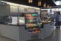 Squires Garden Centre, Long Ditton / We were tasked with the Design, Build and Install of the Kitchen and Restaurant areas at this fabulous site which is extending overall by 25%