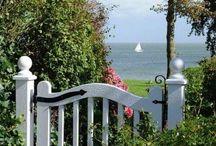 chalet-clôture nantucket