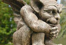 скульптура садова