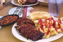 #SonnysBBQ / Family & friends sharin' their favorite BBQ.