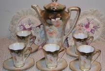 Let's Do Tea! / Tea; food for teas; tea pots; tea cups; tea tables; tea parties / by Barbara Barrick
