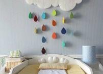 DIY / #DIY et #tutos pour décorer la chambre de votre enfant ! Retrouvez toutes nos idées et nos conseils pour créer vos propres objets.