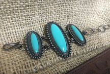 Boutique.Style: Turquoise Jewelry