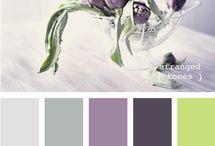 Colours combinations