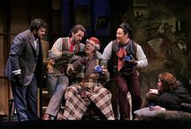 La Bohème (2016) / The fashionable stylings of young bohemians
