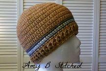 Crochet touques