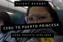Flights and Airports Vlog