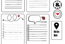Printables / by Betsy Thompson