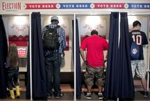 Voting Booths / WTV references
