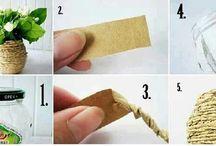 Cosas geniales con reciclaje