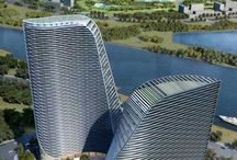 Huarong Hengqin Tower, Zhuhai, China by Atkins Architects