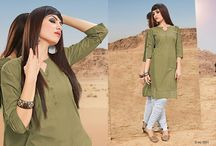 1882 Desert Fancy Kurti Collection / For all details and other catalogues. For More Inquiry & Price Details  Drop an E-mail : sales@gunjfashion.com Contact us : +91 7567226222, Www.gunjfashion.com