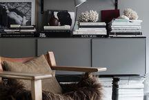 Inspo // Grey interior
