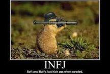 INFJ the Advocate