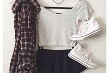 inspo | summer + spring wardrobe