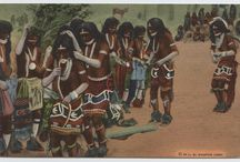 Collection of American Indian Postcards / The Collection of American Indian postcards is a collection of 71 postcards, made between 1900 and 1940, and held by the DeGolyer Library, Southern Methodist University. Postcard views include that of Navaho, Hopi and Pueblo Indians. / by CUL Digital Collections, Southern Methodist University