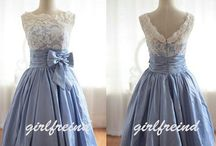 Dream dresses! / Ball dress ideas and aspirations!