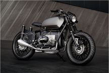 Cafe Racers / Retro Cafe Racers; preferably hand built and focusing on European, some American with the odd Japanese bike.