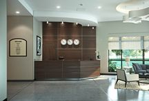 Lobbies / Are your gathering spaces saying what you want them to say?