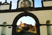 Riegersburg vára (Burg Riegersburg) / Riegersburg vára az ausztriai Stájerországban Riegersburg városa fölé magasodó vulkanikus sziklára épült középkori vár.