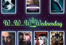 WWW Wednesday / Raccolta dei WWW del Blog
