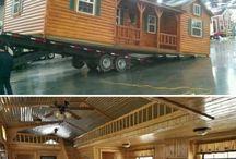 Kütük evler