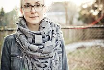 Grey Matter Collection / Handcrafted Large Weave Adornments