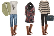 Style - Clothes / A little mixture of style and fashion that I like! / by Stephanie Miller