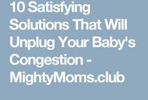 Congestion infants