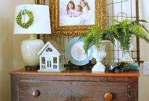 Dashing Decor / French Country/Southern Antique