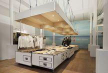 Interior design / Interieurarchitectuur