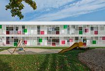 Architecture for kids / Schools, kindergartens
