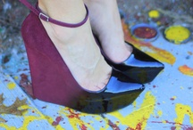 Shoes / by Juanita Campos-Rossio