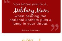 Military Moms!