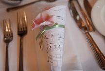 Music wedding