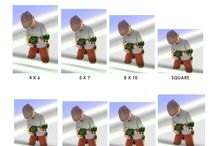 Print size guidelines / Here's how different crop aspect ratios compare.