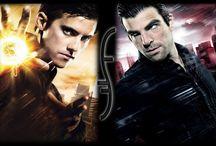 Heroes / TV series