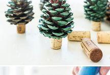 Christmas' crafts