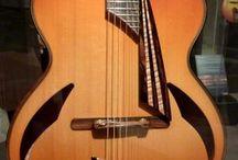 Diseño Guitarras