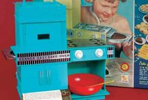 Easy-Bake Ovens / Easy-Bake Ovens throughout it's 50-year history / by Light Bulb Baking