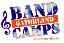 Gatorland Band Camp presented by Sunshine Music camps   / Summer Band Camp July 14 - 18th 2014 held at Holiday Inn Walt Disney Resort. Gatorland Band Camp is conducted by staff from the University of Florida Gator Music Department.  We believe our combination of expertise in musical experiences (both in the area of concert band as well as jazz band) and the Disney World social activities make for a well-rounded camp experience for our students.